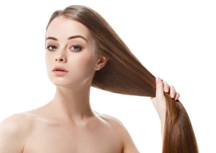 folha de goiabeira para cabelo