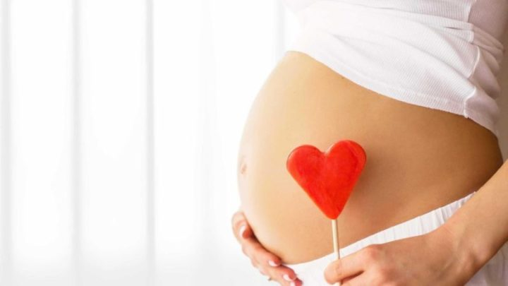 legenda para fotos grávida