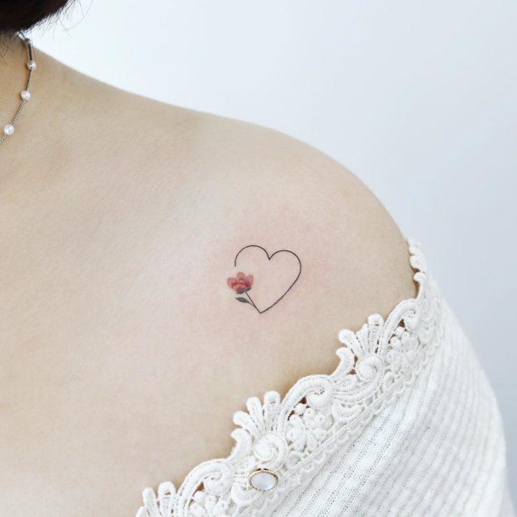 tatuagens pequenas