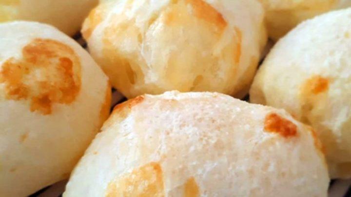 pão de queijo fitness