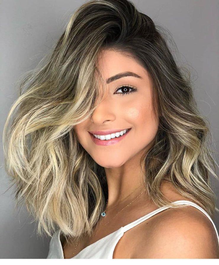 Cortes de cabelo repicado 2020