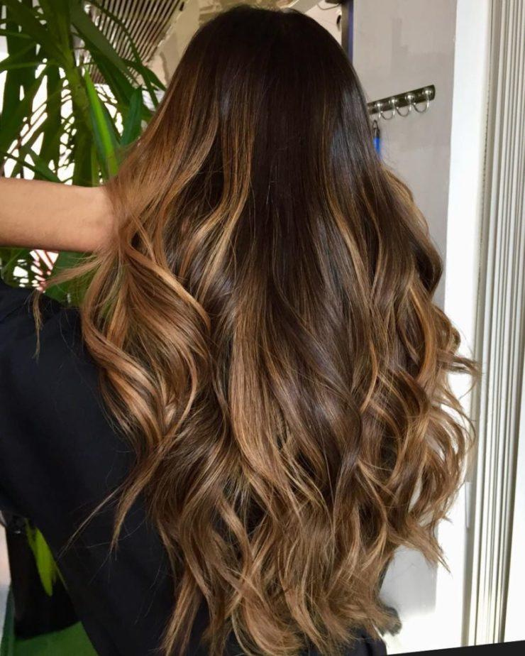 cores de cabelo em 2020
