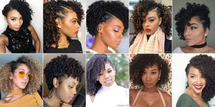 cortes para cabelos cacheados 2020