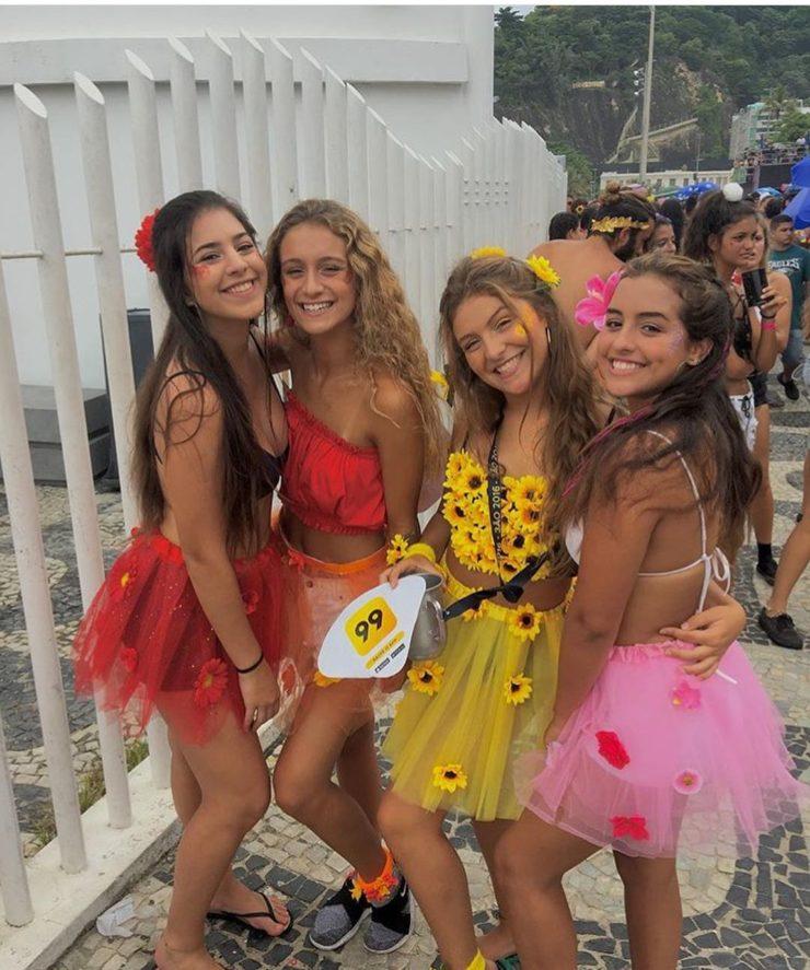 fantasias de carnaval 2020