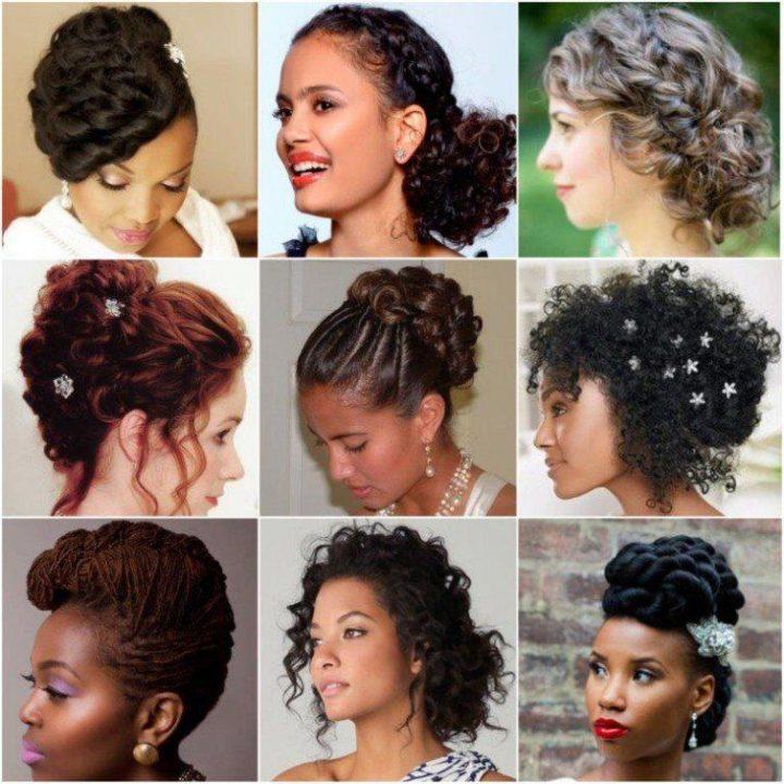 penteados para madrinha de casamento 2020