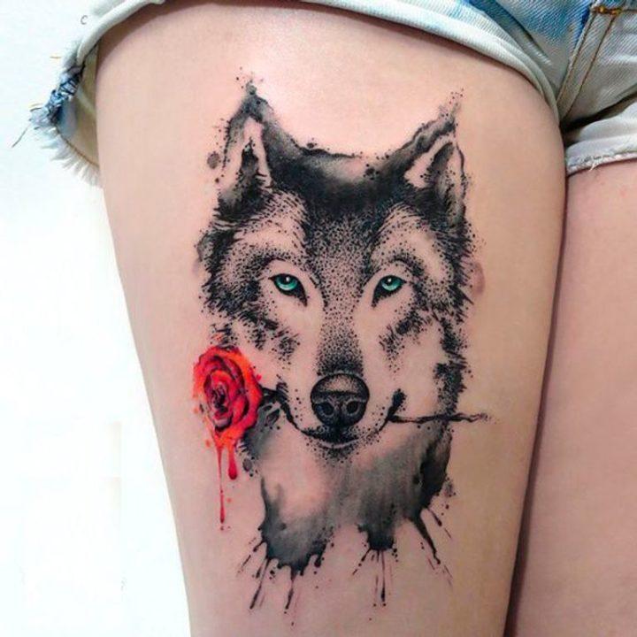 Tatuagens femininas 2020