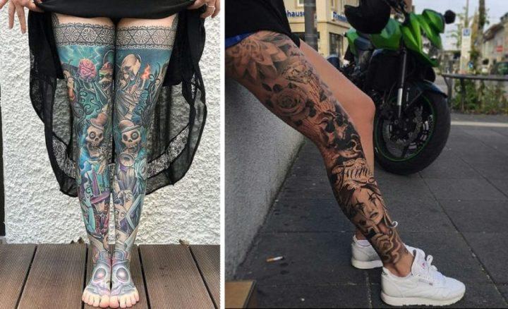 Tatuagens Femininas 2020 Dicas Tendências E Significados