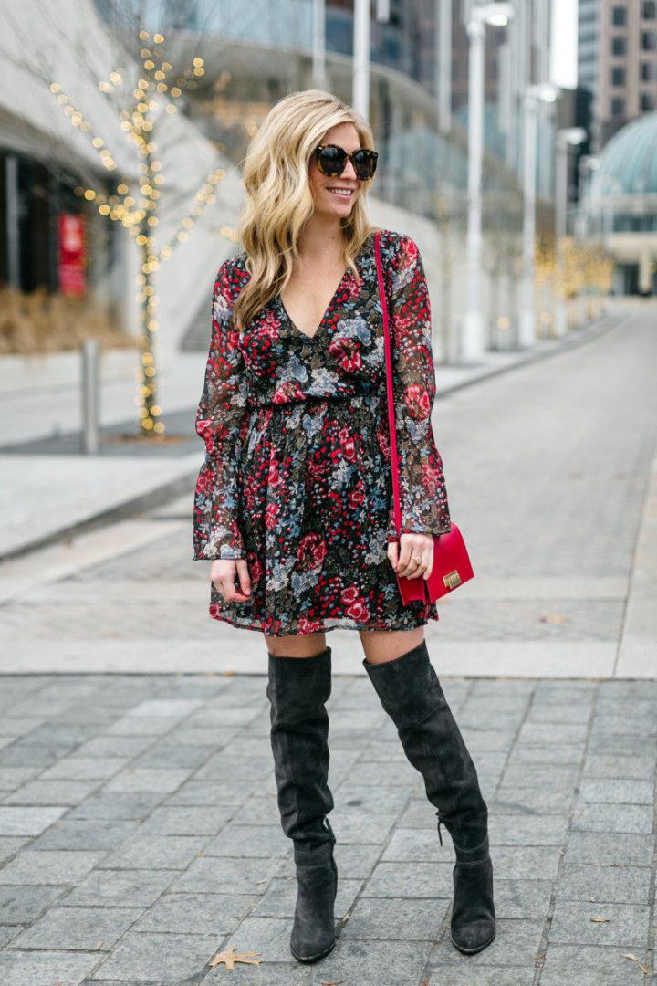 vestidos estampados 2020