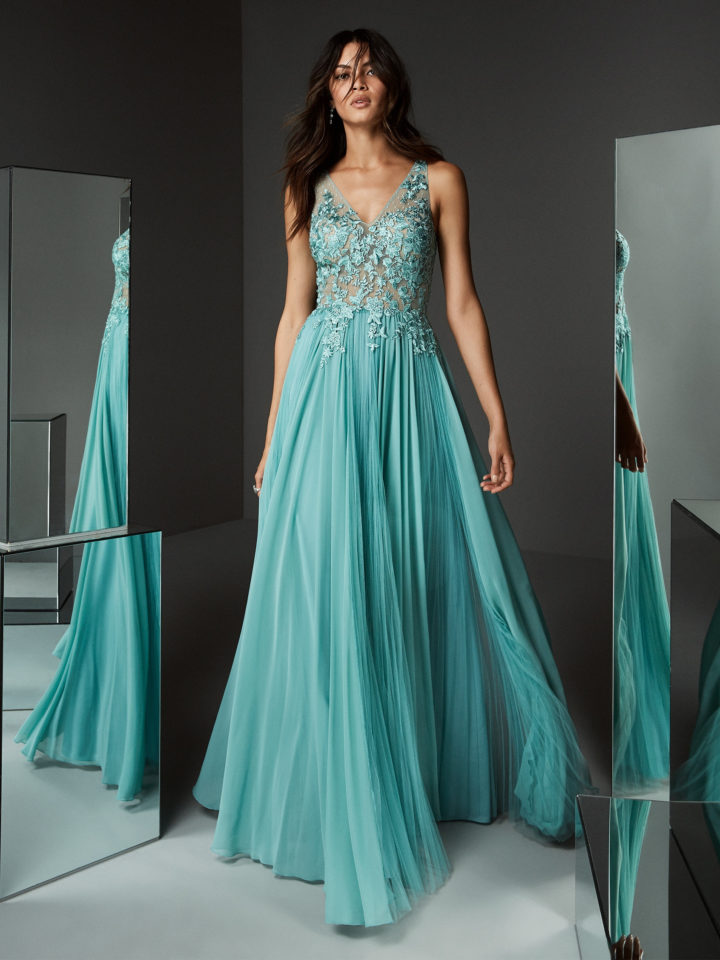vestidos longos de festa 2020