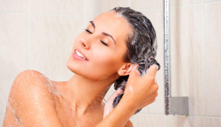 Alisamento natural de cabelos