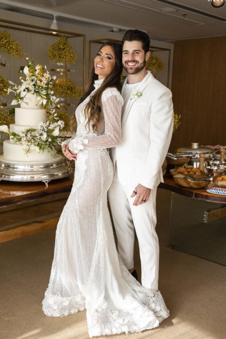 Casamento Alok: