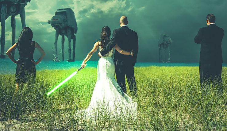 Casamento Geek