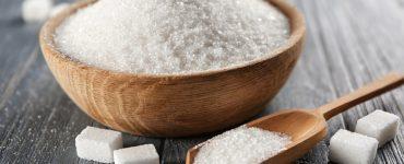 hidratação com açúcar