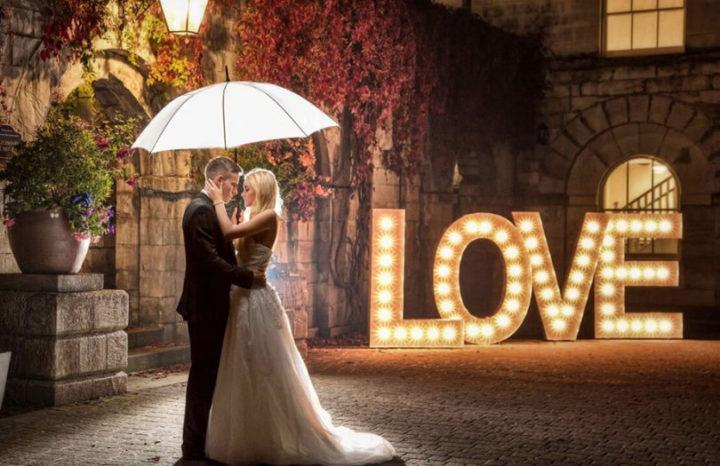 decoração de casamento 2020