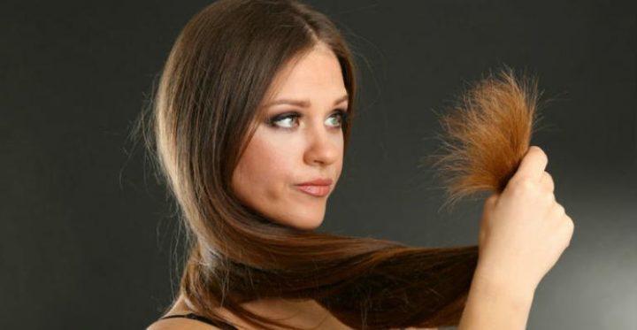 maisena no cabelo