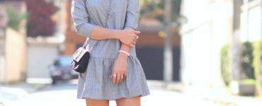 Tênis para usar com vestido