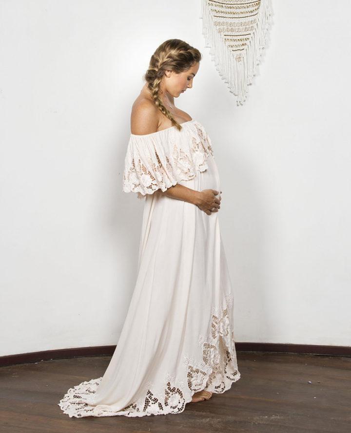 Vestidos para grávidas 2020