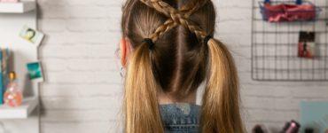 Penteados para volta às aulas