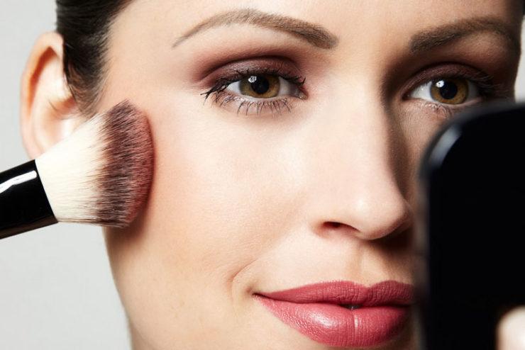 Maquiagem simples