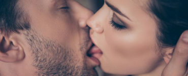 Beijo de língua