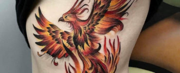 Tatuagem fênix