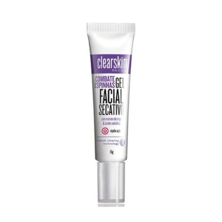 melhor gel secativo de acne